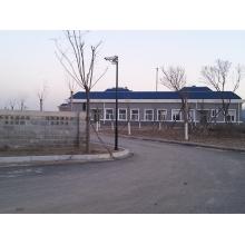 沈阳南部污水厂弱电工程